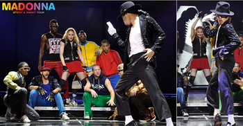 Madonna Pays Tribute to Michael Jackson on Sticky & Sweet show at London's O2 Arena Picture[8].png